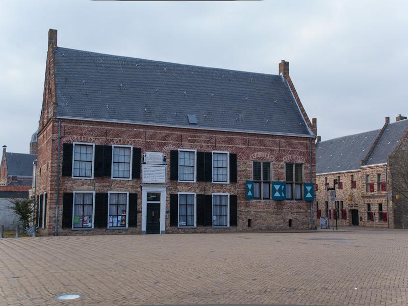 Gebouw in Franeker
