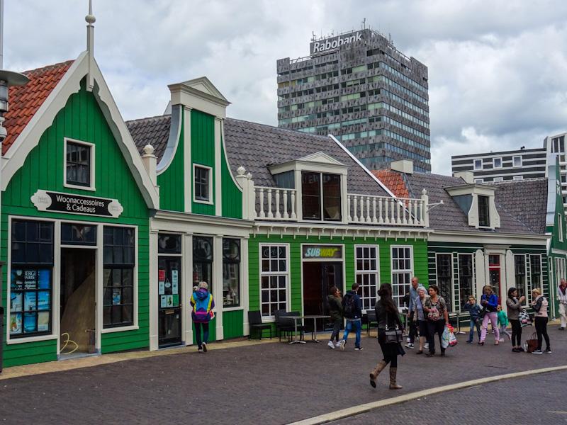 Stadhuisplein in Zaandam