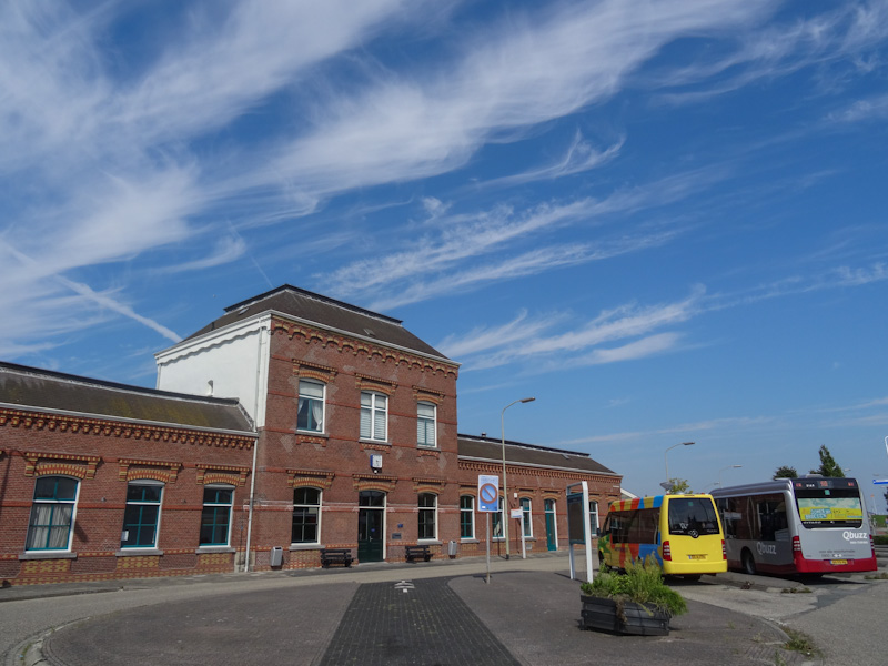Station van Delfzijl