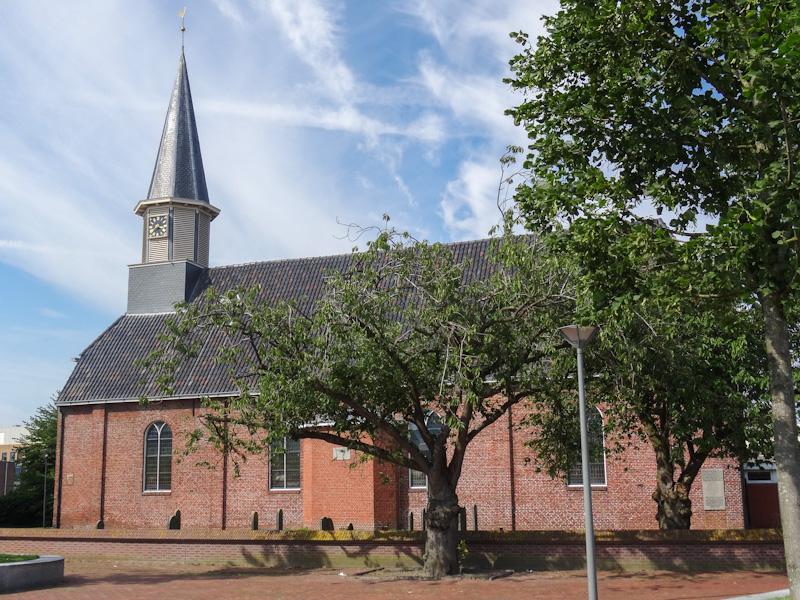 Kerk in Delfzijl