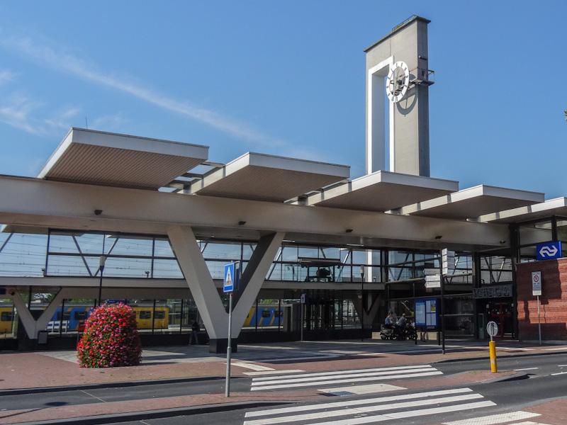 Station van Almelo.