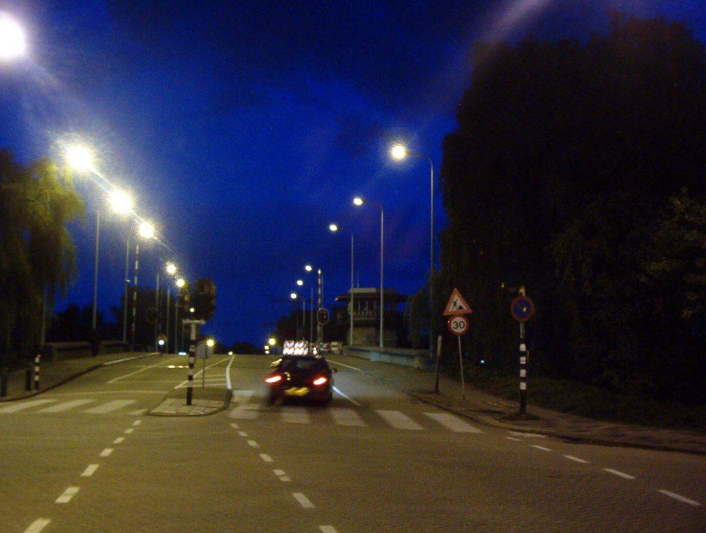 alexanderbrug nacht